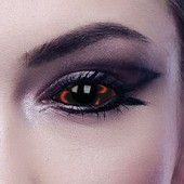 Warlock Full Eye Sclera Contact Lenses