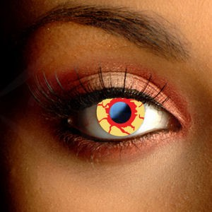 Bloodshot Contact Lenses